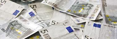 5 eurobiljetten
