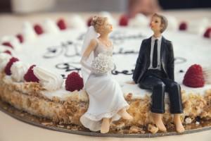 huwelijkstaart